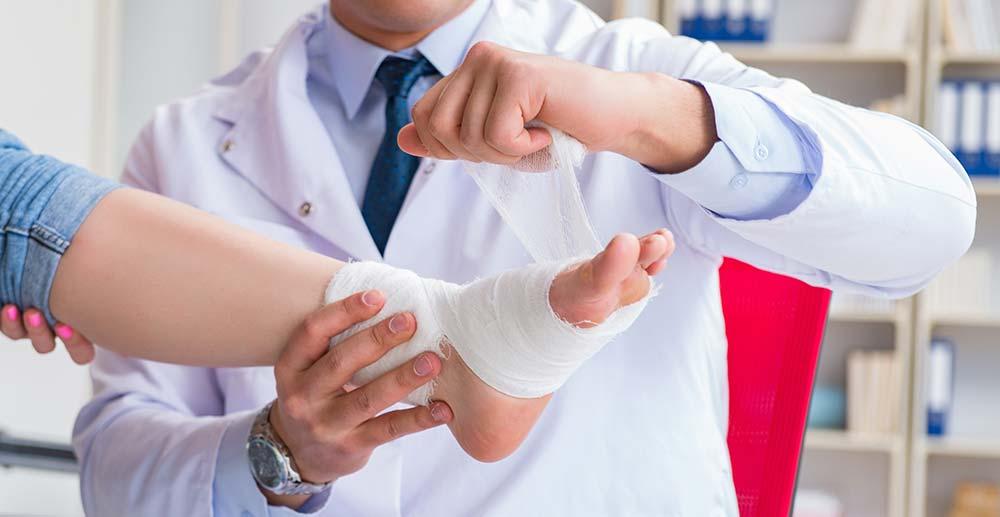 Cirugía de los nervios de las extremidades inferiores